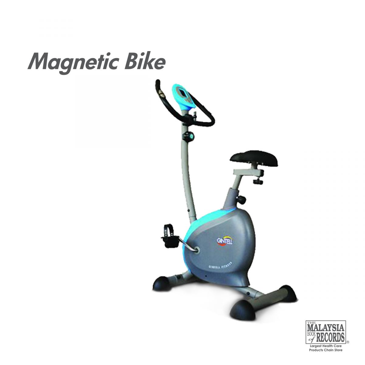 GINTELL MAGNETIC EXERCISE BIKE
