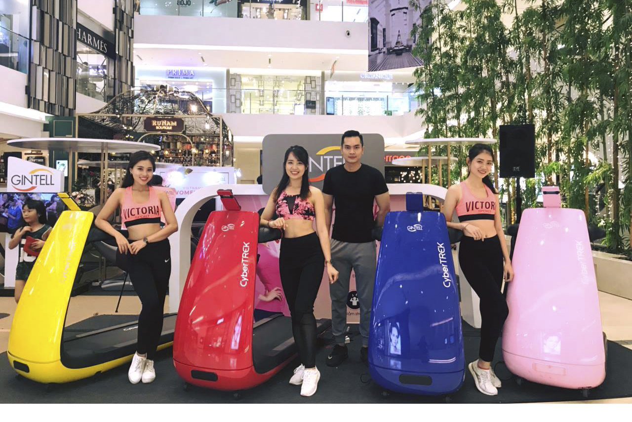 GINTELL VIETNAMESE WOMEN'S DAY 20/10 EVENT AT SAIGON CENTRE MALL 05/10/2018 - 14/10/2018